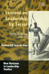 Lessons on Leadership by Terror by M.F.R. Kets de Vries
