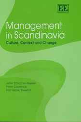 Management in Scandinavia: Culture, Contect and Change by J. Schramm-Nielsen