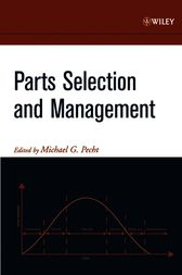Parts Selection and Management by Michael Pecht