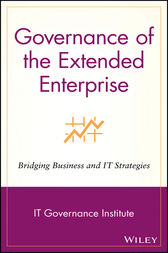 Governance of the Extended Enterprise by IT Governance Institute