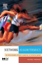 Network Algorithmics by George Varghese
