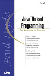 Java Thread Programming by Paul Hyde