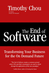 The End of Software by Timothy Chou