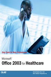 Microsoft Office 2003 for Healthcare by Ahmad Hashem