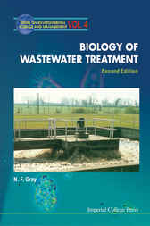 Biology Of Wastewater Treatment by N F Gray