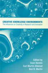 Creative Knowledge Environments by S. Hemlin