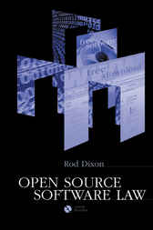 Open Source Software Law by Rod Dixon