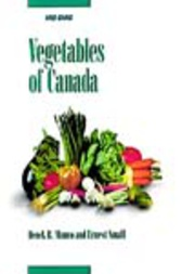 Vegetables of Canada by D.B. Munro