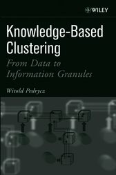 Knowledge-Based Clustering by Witold Pedrycz