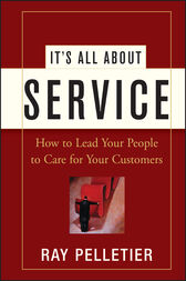 It's All About Service by Ray Pelletier