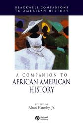 A Companion to African American History by Alton Hornsby