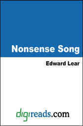 Nonsense Song by Edward Lear