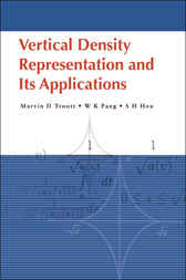 Vertical Density Representation And Its Applications by Marvin D Troutt
