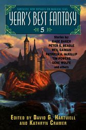 Year's Best Fantasy 5 by David G. Hartwell