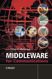Middleware for Communications by Qusay Mahmoud