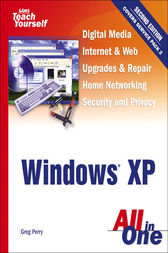 Sams Teach Yourself Windows XP All in One by Greg Perry