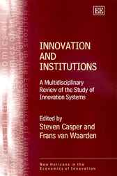 Innovation and Institutions by S. Casper
