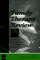 Family Therapy Review by Robert H. Coombs