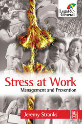 Stress at Work by Jeremy Stranks