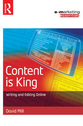 Content is King by David Chaffey
