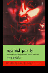 Against Purity by Irene Gedalof