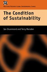 The Condition of Sustainability by Ian Drummond