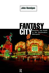 Fantasy City by John Hannigan