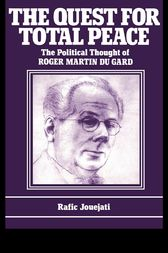 The Quest for Total Peace by R. Jouejati