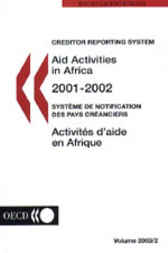 Creditor Reporting System on Aid Activities by Organisation for Economic Co-operation and Development
