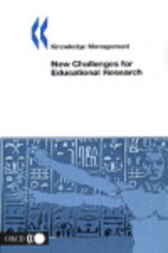 New Challenges for Educational Research by Organisation for Economic Co-operation and Development