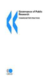 Governance of Public Research by Organisation for Economic Co-operation and Development