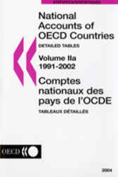 National Accounts of OECD Countries by Organisation for Economic Co-operation and Development