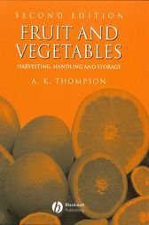 Fruit and Vegetables by Keith Thompson