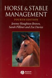 Horse and Stable Management by Jeremy Houghton Brown