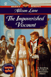 The Impoverished Viscount by Allison Lane