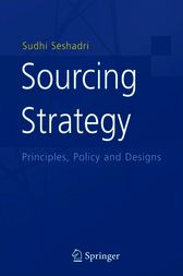 Sourcing Strategy by Sudhi Seshadri