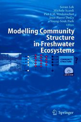 Modelling Community Structure in Freshwater Ecosystems by Sovan Lek