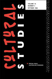 Cultural Studies 10.3 by Lawrence Grossberg