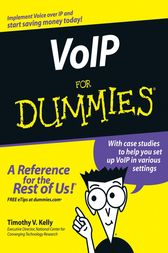 VoIP For Dummies by Timothy V. Kelly