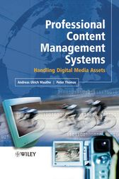 Professional Content Management Systems by Andreas Mauthe