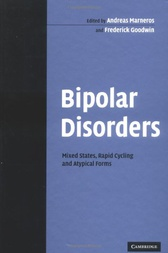 Bipolar Disorders by Andreas Marneros