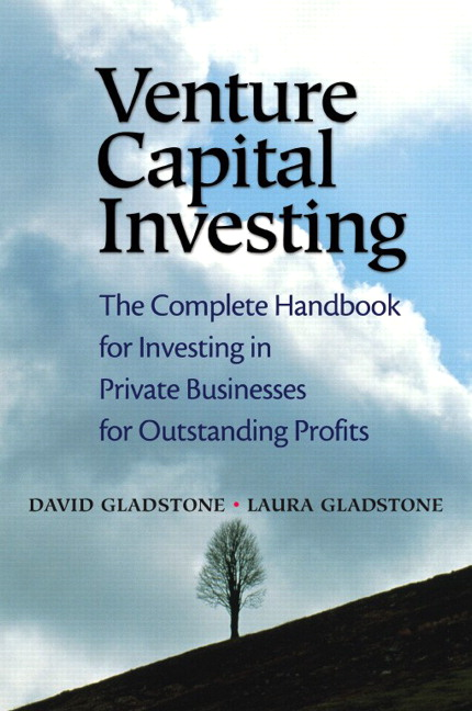 Download Ebook Venture Capital Investing by David Gladstone Pdf