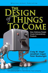 The Design of Things to Come by Jonathan M. Cagan