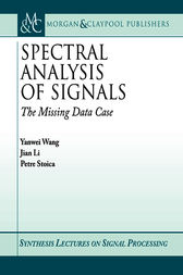 Spectral Analysis of Signals by Yanwei Wang
