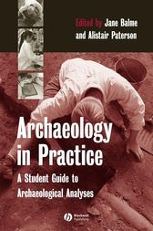 Archaeology in Practice by Jane Balme