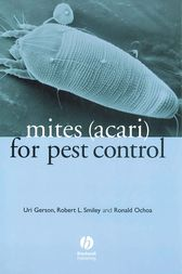 Mites (Acari) for Pest Control by Uri Gerson