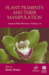 Annual Plant Reviews, Plant Pigments and their Manipulation by Kevin Davies