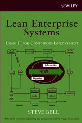 Lean Enterprise Systems by Steve Bell