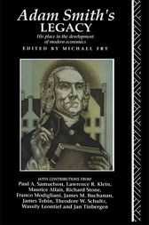 Adam Smith's Legacy by Michael Fry