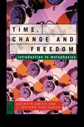 Time, Change and Freedom by L. Nathan Oaklander
